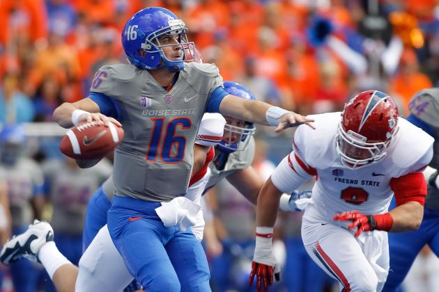 Fresno State vs Boise State: Broncos Win Makes Them Team to Beat in MWC