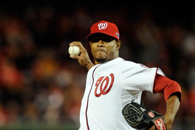Edwin Jackson Is Interested in Returning to the Nationals