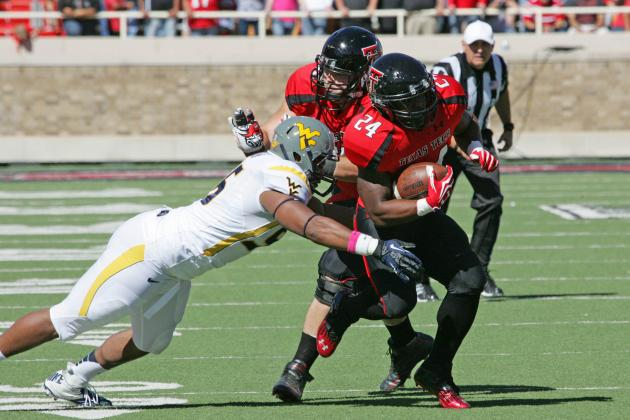 Texas Tech Lights Up No. 5 West Virginia in Huge Upset