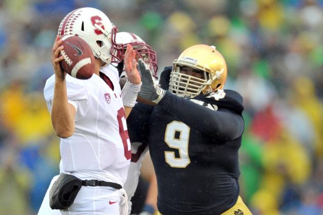 Stanford vs. Notre Dame: Live Scores, Analysis and Results