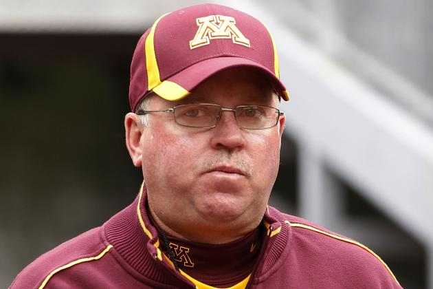 Minnesota Coach Jerry Kill Taken to Hospital After Suffering Seizure