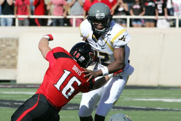 Will West Virginia Beatdown by Texas Tech Damage Geno Smith's Heisman Hopes?