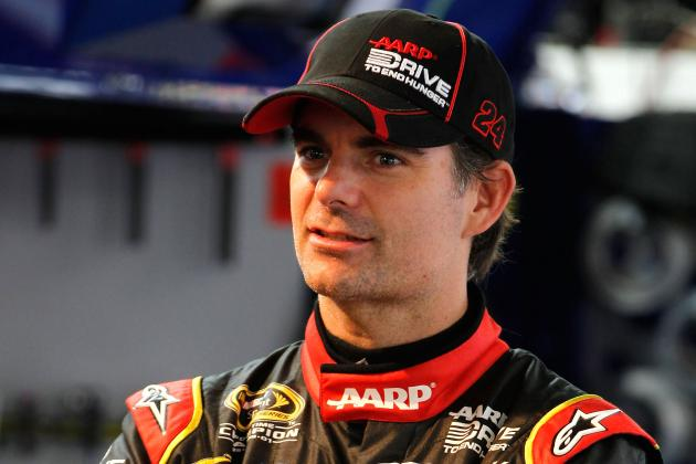Jeff Gordon Said He Wouldn't Have Told Anyone If He Had a Concussion