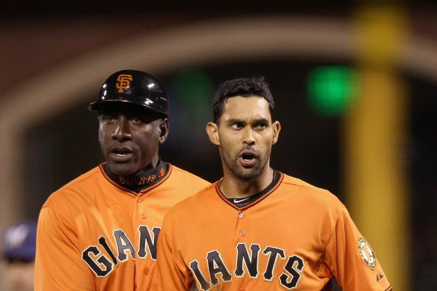 San Francisco Giants First Base Coach Hospitalized
