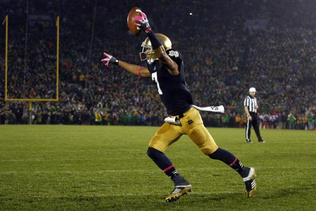 Notre Dame Football: Irish Escape with 20-13 OT Win vs. Stanford