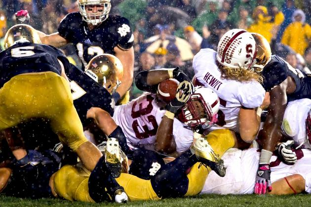 Stanford vs. Notre Dame: Did Cardinal Get Screwed on Last Call?