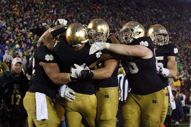 Notre Dame Mailbag: Answers on Irish Signal-Callers, Controversy, and Defense