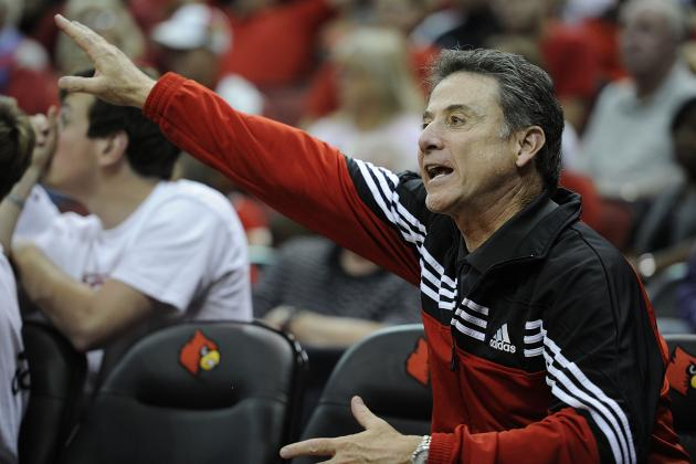 Louisville Basketball: Cards Show Depth and Athleticism in Red/White Scrimmage