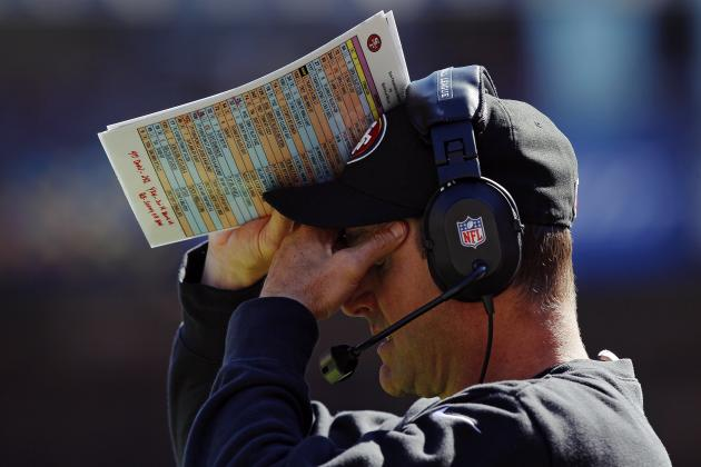 Amped-Up Harbaugh, 49ers Must Brace Themselves for a Giant Ambush