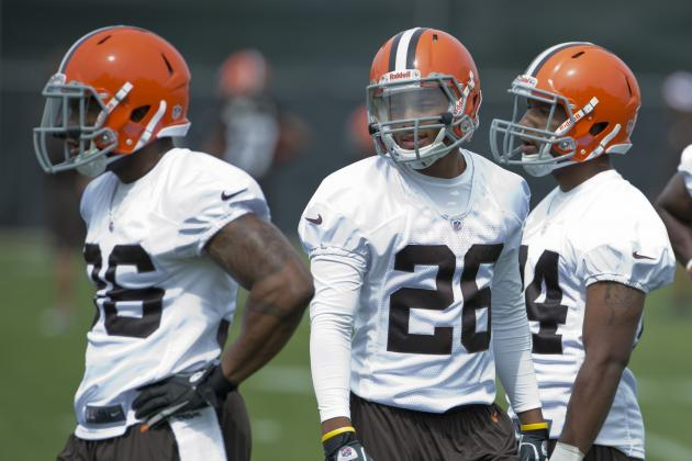 Cleveland Browns: 2013 Defensive Draft Needs
