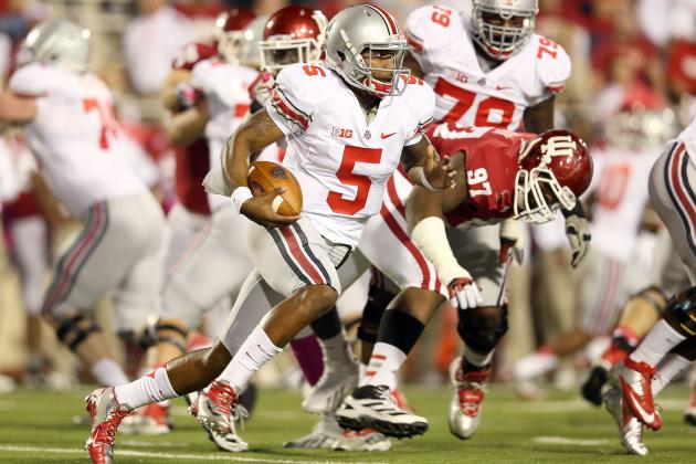 Ohio State vs. Indiana: Live Scores, Analysis and Results
