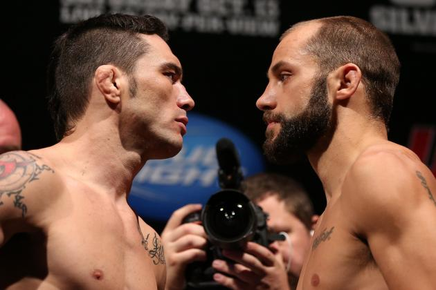UFC 153 Results: What We Learned from Rony Jason vs Sam Sicilia