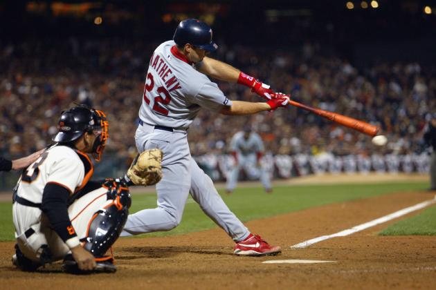 MLB Playoffs: Cardinals vs. Giants in 3rd NLCS Rematch