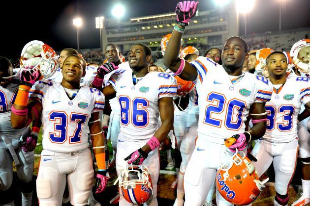 Florida vs. Vanderbilt: Despite Big Victory, Gators Still Have Much Work to Do