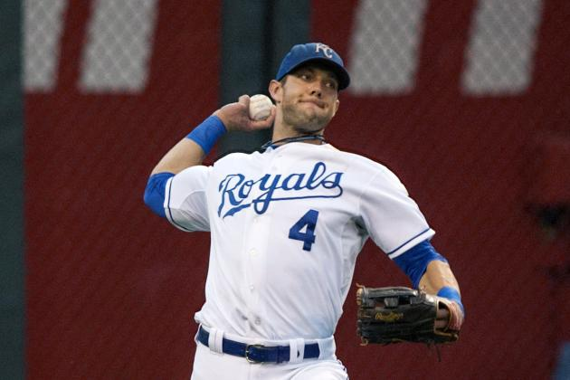 Kansas City Royals: Depth at Left Field