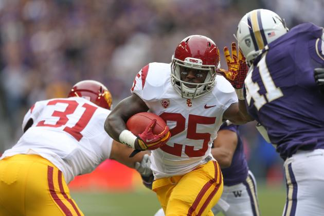 Redd, Defense Key USC's Win over Washington