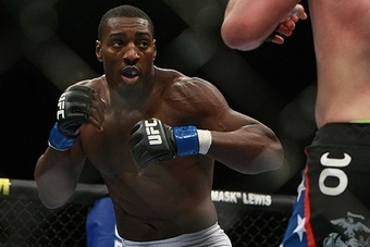 UFC 153 Results: Phil Davis Defeats Wagner Prado Via Anaconda Choke