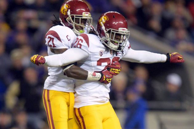 USC vs. Washington: Forget Offense, Defense Will Carry Trojans to BCS