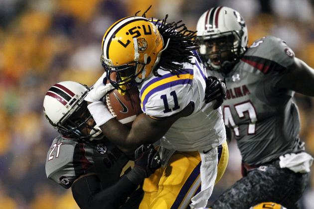 South Carolina vs LSU: Live Scores, Analysis and Results