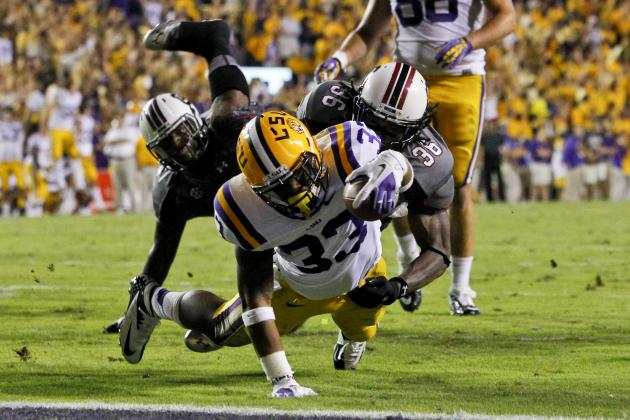 South Carolina vs. LSU: Score, Twitter Reaction, Grades and More
