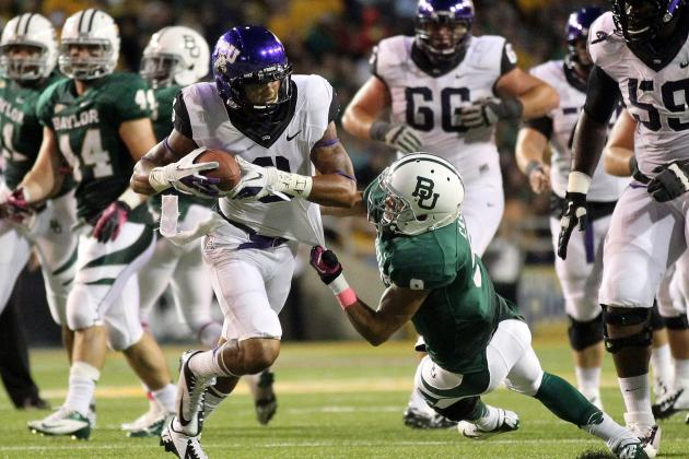 TCU vs. Baylor: Rebound Win Proves Horned Frogs Can Still Hang in Big 12