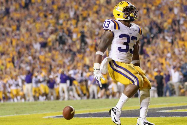 LSU Football: Tigers Position Themselves as Best of the 1-Loss Teams