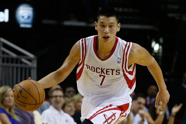 How Jeremy Lin Can Blossom as Houston Rockets' Franchise Star