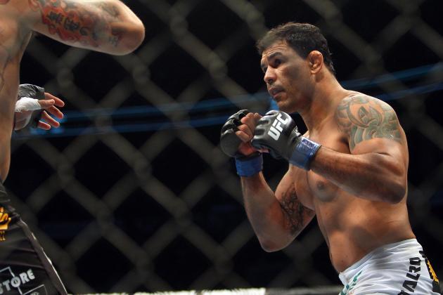 UFC 153 Results: Antonio Minotauro Nogueira Defeats Dave Herman Via Armbar