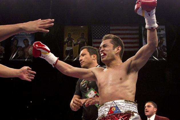 Nonito Donaire Shows Class in Stopping a Tentative Toshiaki Nishioka