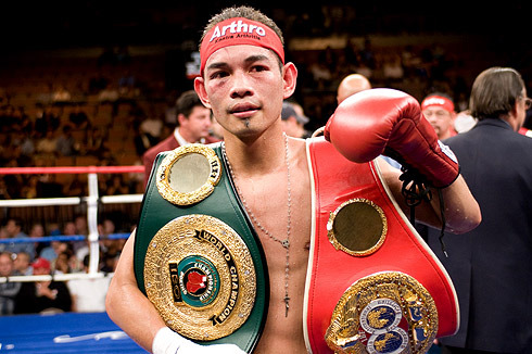 Donaire vs. Nishioka: Filipino Flash Shows Power in Super Bantamweight Clash