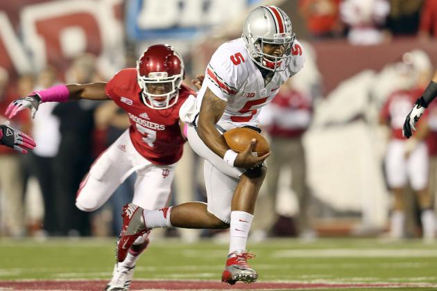 Ohio State vs. Indiana: Buckeyes' Ugly Win Shows They Aren't Elite