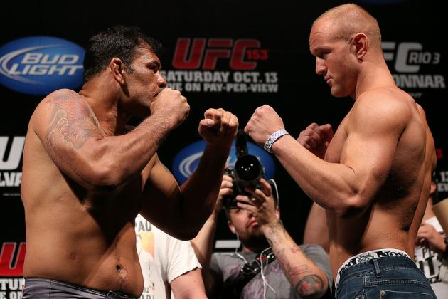 UFC 153 Results: What We Learned from Antonio Rodrigo Nogueira vs. Dave Herman