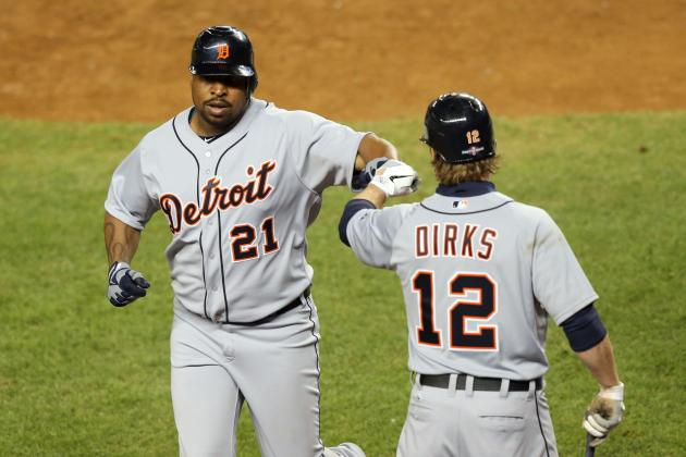 Detroit Tigers vs. New York Yankees: ALCS Game 1 Live Scores and Analysis