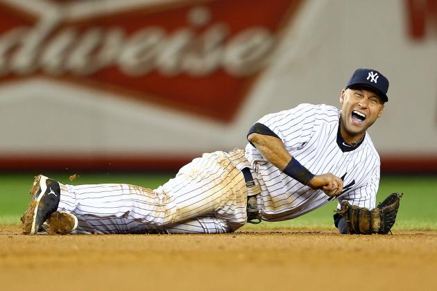 Derek Jeter Injury: Latest Updates on Yankees Star's Ankle