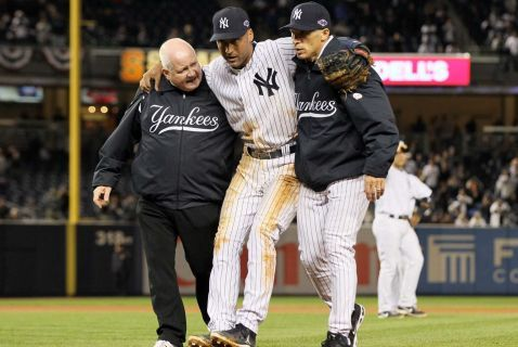 Derek Jeter to Miss Rest of Postseason with Fractured Left Ankle