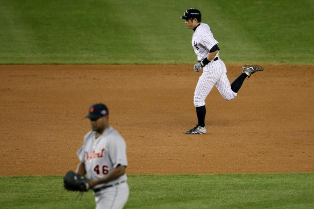2012 MLB Playoffs: Tigers Escape, but Jim Leyland Shouldn't Play Valverde Again