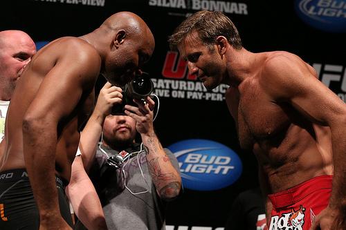Anderson Silva vs. Stephan Bonnar Full Fight Technical Breakdown