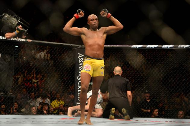 UFC 153: Anderson Silva Continues Making Case for Best Ever with Win over Bonnar