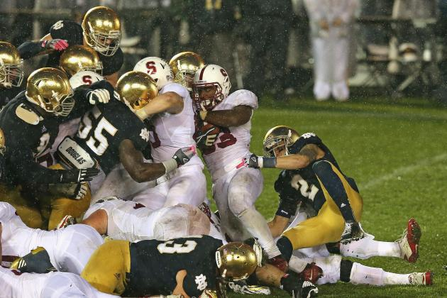 2012 NCAA College Football Polls: First BCS Rankings and Week 8 Calculations