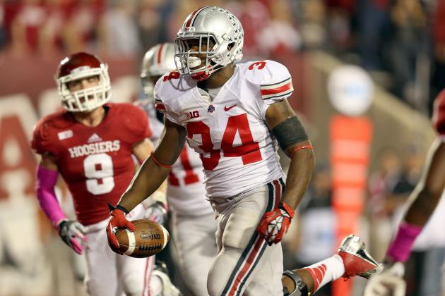 Ohio State Football: 10 Things We Learned from the Buckeyes' Win vs. Indiana