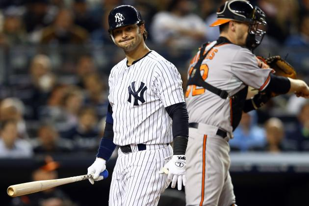 Nick Swisher Is the Worst Player in Yankees Postseason History, and Here's Why