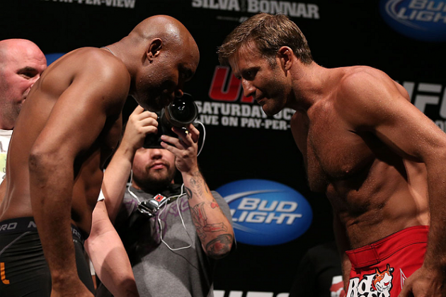 UFC 153 Results: Stephan Bonnar Got His Moment, Now It's Time for Retirement