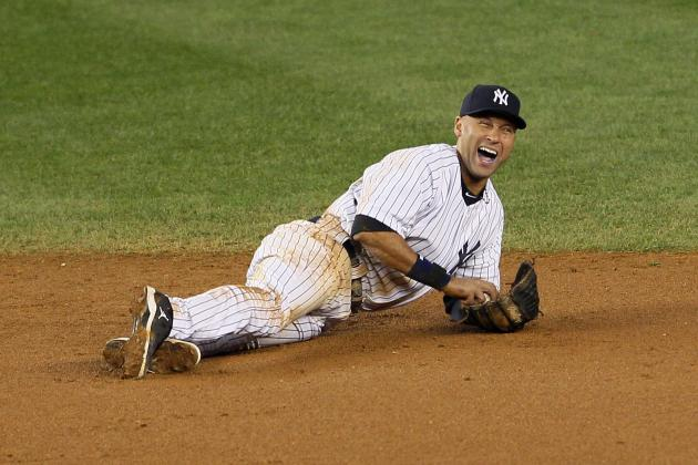 Derek Jeter: Evaluating Yankees' World Series Chances Following Broken Ankle