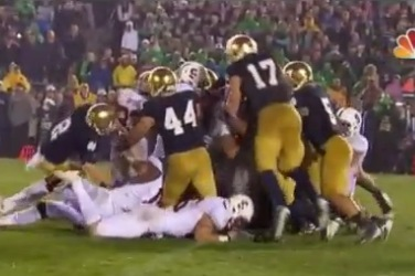 Notre Dame vs. Stanford: Score, Twitter Reaction, Grades and More