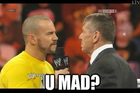 WWE: CM Punk, Ryback, Cena's Elbow? We Have Bigger Issues!