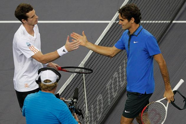 Roger Federer: Erratic Play Against Murray Signals Changing of the Guard