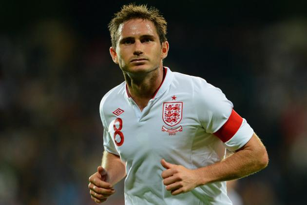 Frank Lampard and Ryan Bertrand out of England Trip to Poland