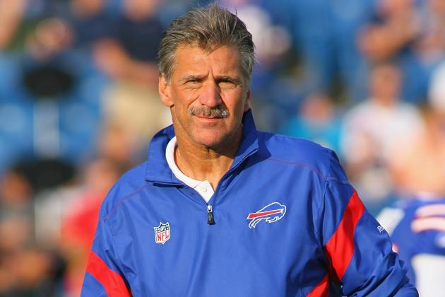 On the Hot Seat: Wannstedt Discusses Bills' Defensive Struggles
