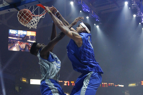 Could Kentucky's Nerlens Noel and Willie Cauley-Stein Be CBB's Next Twin Towers?
