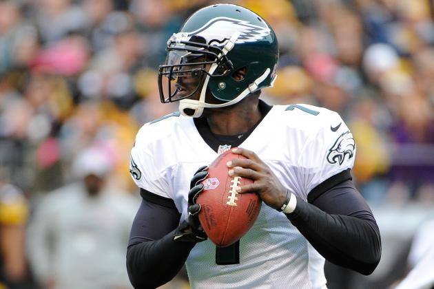 Michael Vick Reportedly Must Reach Playoffs to Stay with Eagles in 2013